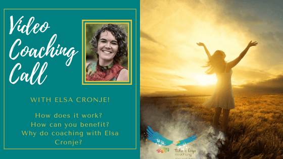 Why do video Coaching with Elsa Cronje
