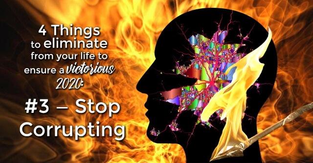 Stop Corrupting