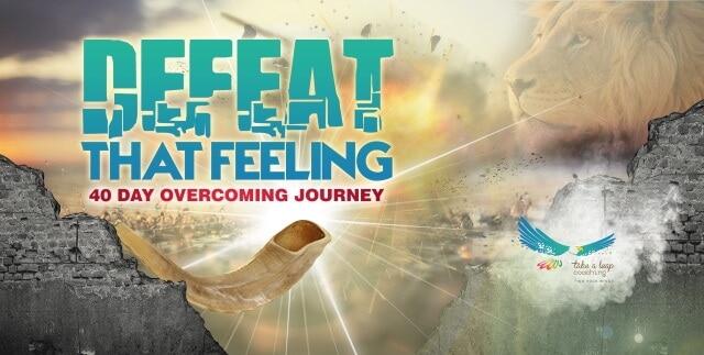 Defeat that Feeling New Journey Starts 17 June 2020